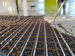Zand Cement Dekvloer ZAND CEMENT DEKVLOEREN