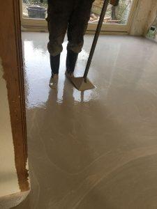 betonvloer laten storten